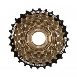 Shimano MF-TZ20 Tourney Freewheel (14-28T 6 Speed)