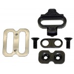 Exustar SPD Compatible Cleat Set E-C05F